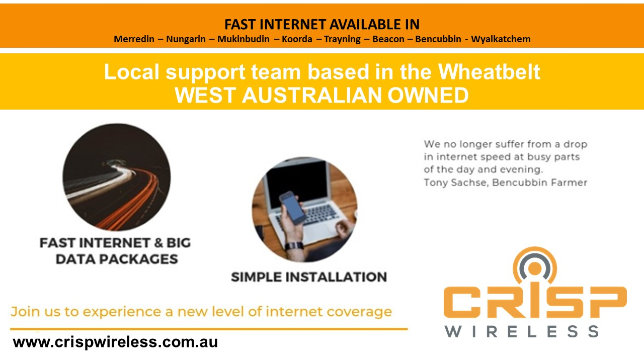 Crisp Wireless - Faster Internet Service
