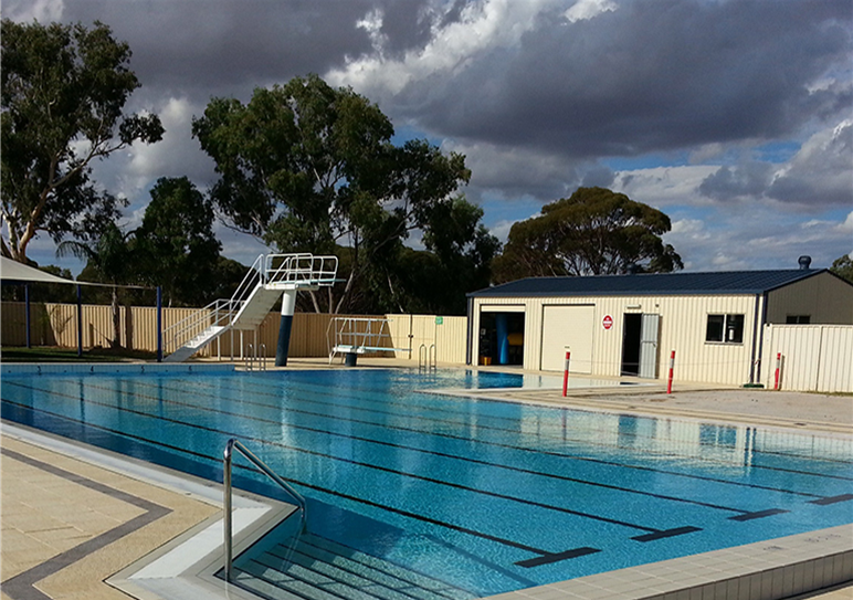 Trayning Aquatic Centre Opening 1st November 2020